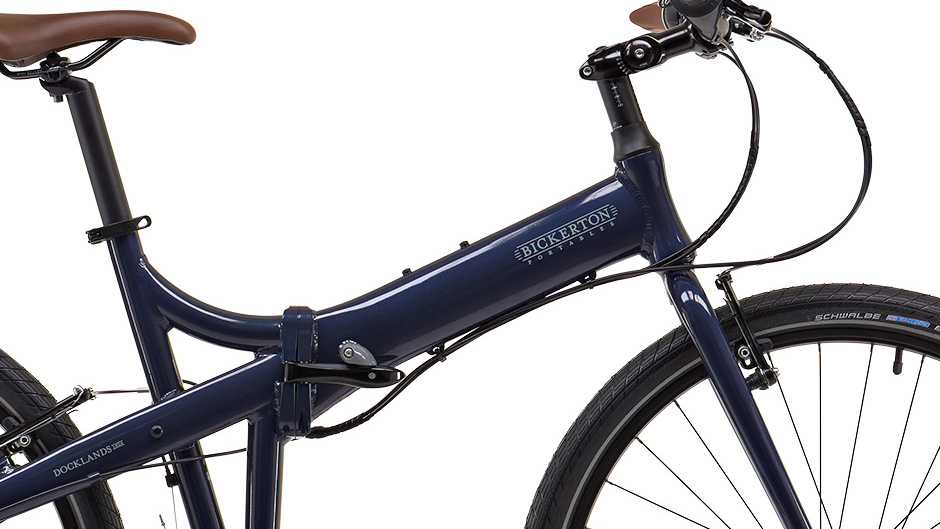 Bickerton Folding Bike